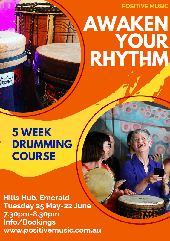 Awaken Your Rhythm at the Hills Hub